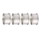 Woodbury Pewter Round Napkin Rings