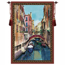Canal Nautical Tapestry