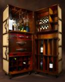 Authentic Models Stateroom Bar Ivory