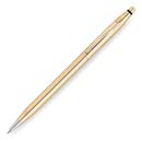 6.5 inch Brass Plated Pen